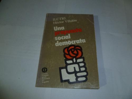 una propuesta social democrata