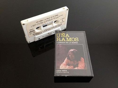 uña ramos - la magia de la quena (cassette)