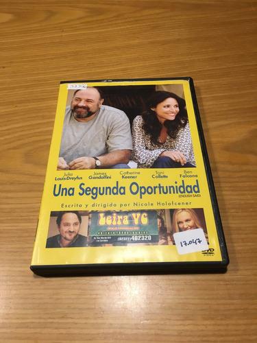 una segunda oportunidad dvd gandolfini dreyfus seinfeld