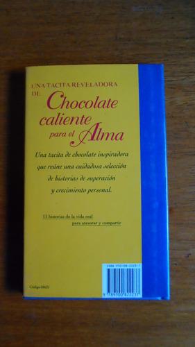una tacita reveladora de chocolate caliente para el alma