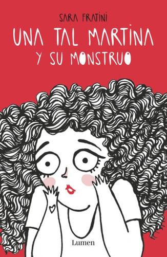 una tal martina rosseto y sus monstruos(libro cómic argentin