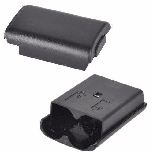 una tapa caja de baterias para control xbox 360 envío gratis