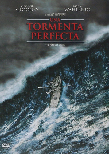 una tormenta perfecta george clooney pelicula dvd