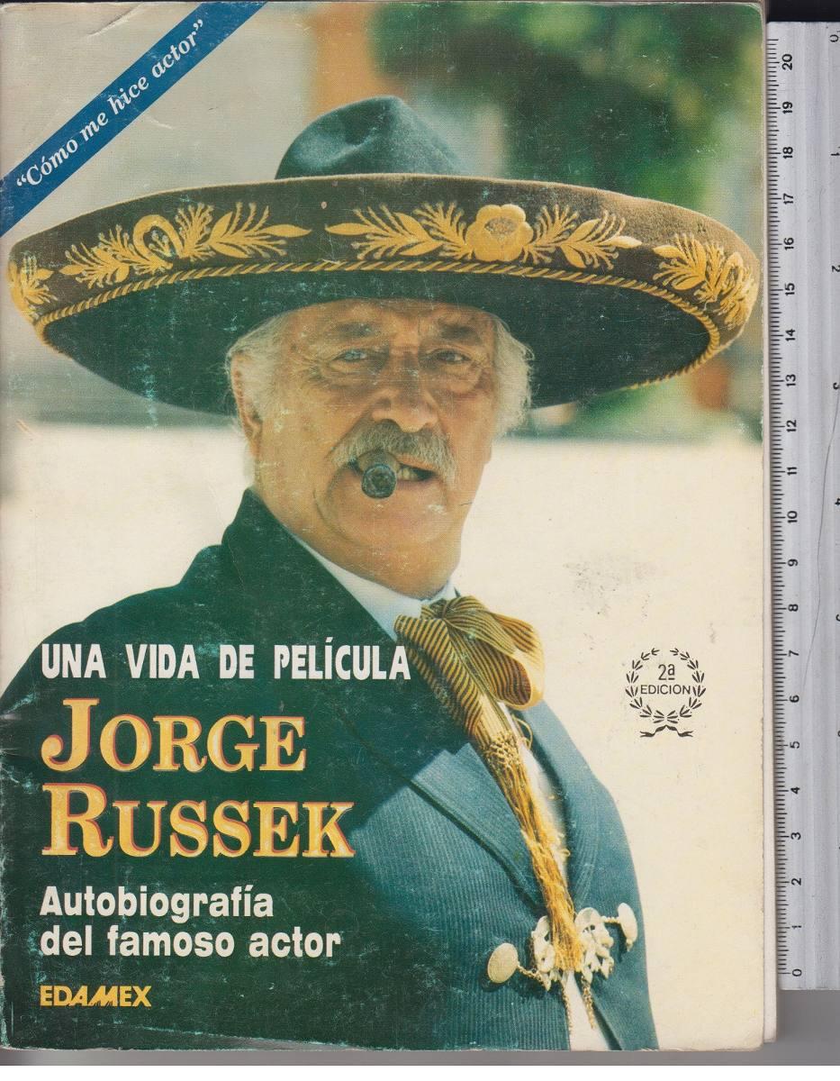 Una Vida De Pelicula Jorge Russek Actor 120 00 En Mercado Libre