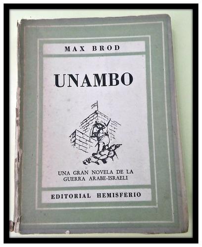 unambo max brod