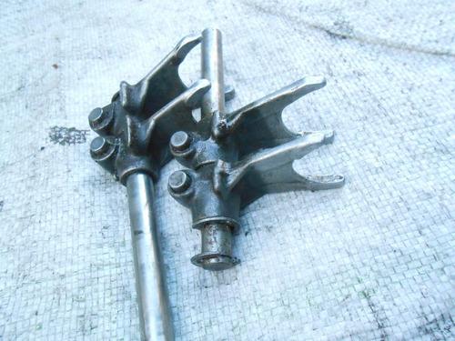 uñas de moto rd250 yamaha refrigerada