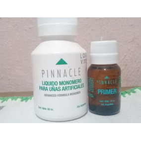 b75346787fe36 Pinnacle Primer Methacrylate Acid Manicuria Y Pedicuria - Belleza y Cuidado  Personal en Mercado Libre Argentina