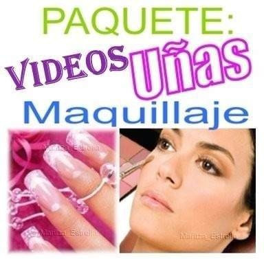 uñas manicur decoracion
