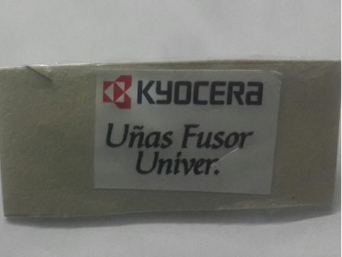 uñas x4 fusor kyocera
