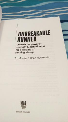 unbreakable runner t. j. murphy [zar]