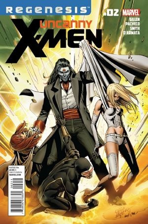uncanny x-men, vol. 1 [ hardcover]