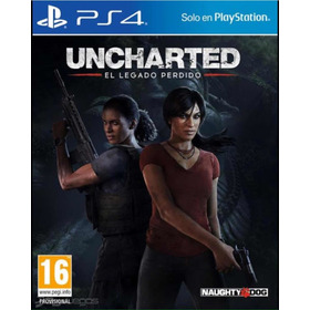Uncharted -the Lost Legacy- Ps 4 (sellado)