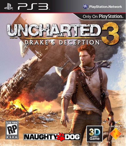 uncharted 2 among thieves playstation 3 ps3