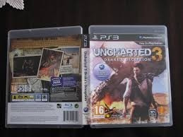 uncharted 3 para ps3
