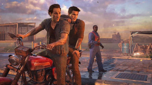 uncharted 4: a thiefs end digital latino ps4