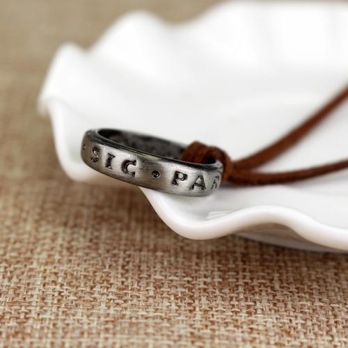 uncharted 4 anillo collar drake nathan calidad envio gratis