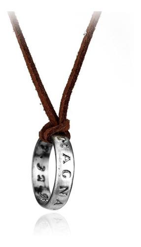 uncharted 4 anillo dije collar drake francis nathan nate
