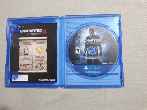 uncharted 4 + mass effect andromeda + dishonored 2 (3x20000)