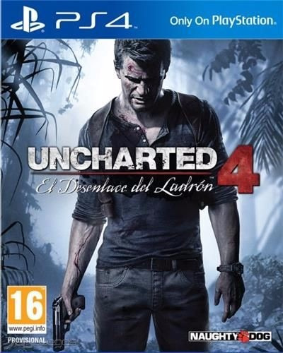 uncharted 4 ps4 español