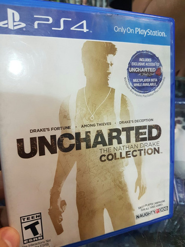 uncharted collection usado