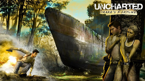 uncharted dual pack drake fortune among thielves digital ps3