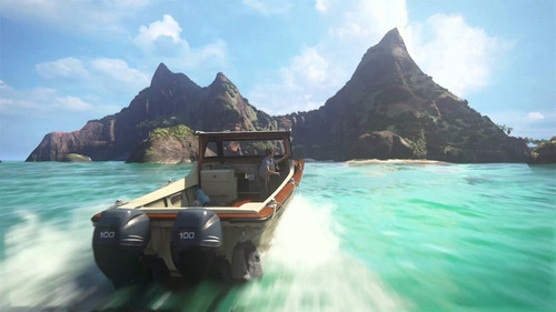 uncharted juego ps4