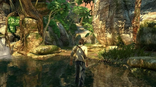 uncharted nathan drake collection ps4 midia física lacrad+nf