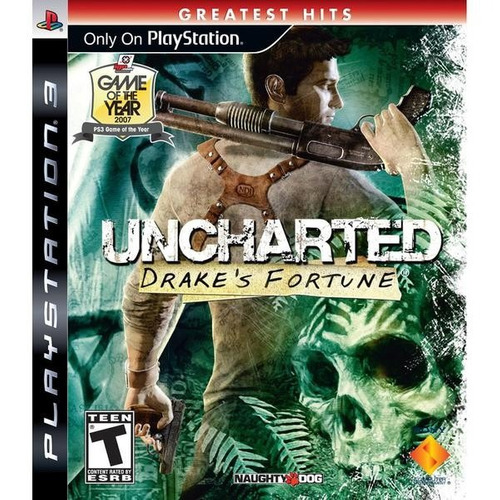 uncharted ps3 ps3