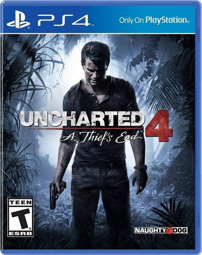 uncharted ps4 juego