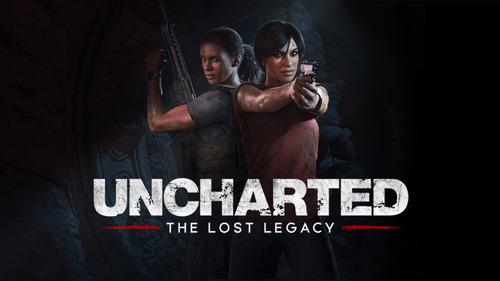 uncharted the lost legacy - físico sellado