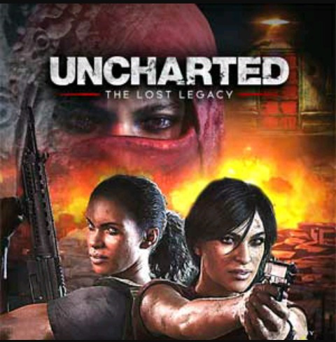 uncharted : the lost legacy ps4 audio latino garantia