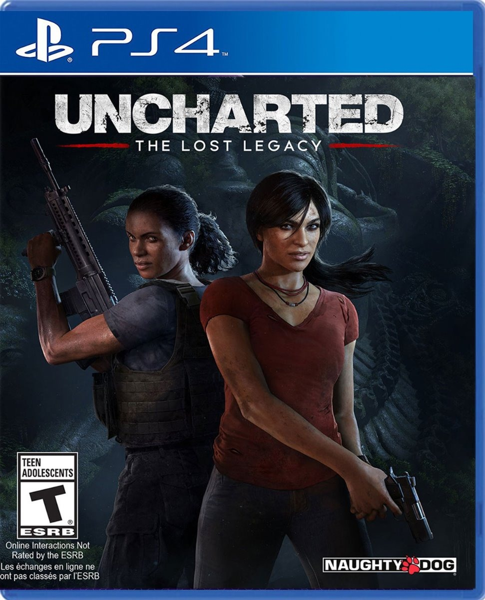 UNCHARTED THE LOST LEGACY (SEMUEVO)