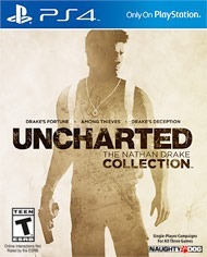 uncharted the nathan drake collection  para ps4