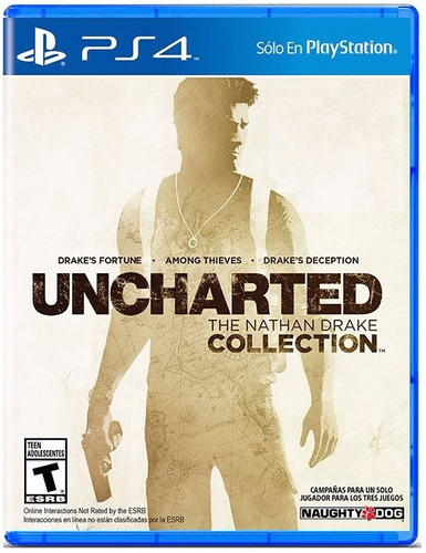 uncharted the nathan drake collection ps4 jazz pc