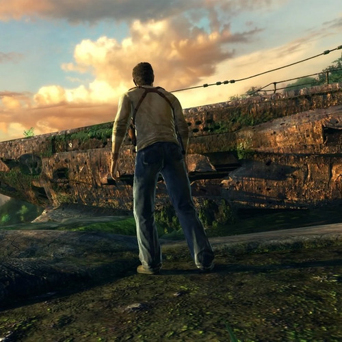 uncharted the nathan drake collection ps4 juego fisico full