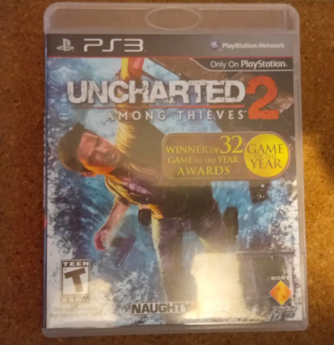 uncharted trilogia ps3