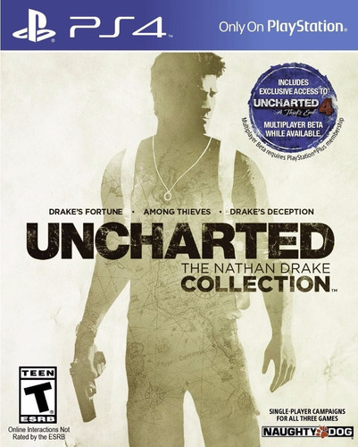unchated: nathan drak collection ps4 digital