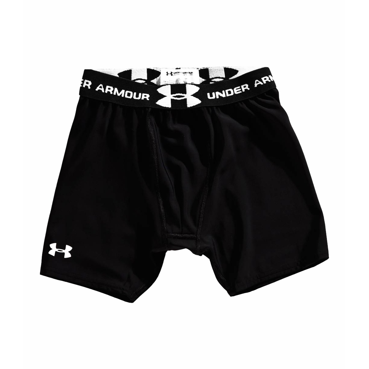 b46e4248a438f under armour calza 4 fitted shorts - niños. Cargando zoom.