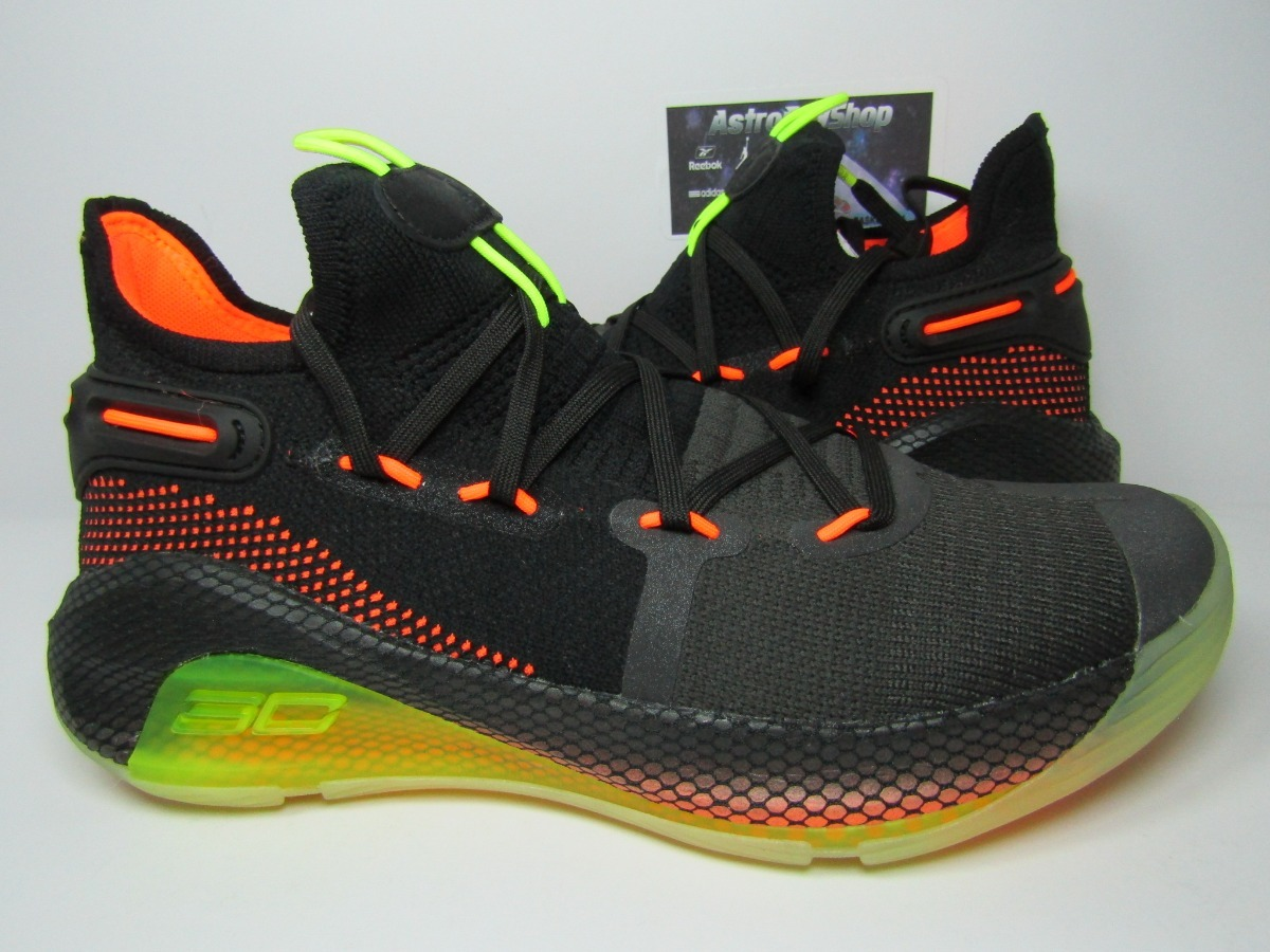 competitive price 5c6b2 bfdc3 Under Armour Curry 6 Fox Theatre (30 Mex) Astroboyshop