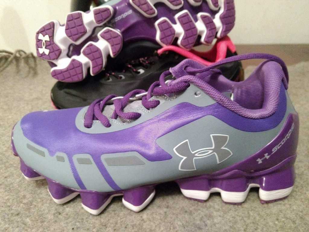 zapatos under armour scorpio girl