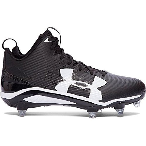 under armour hombre ua fierce d negro/blanco 44/col 12 d m