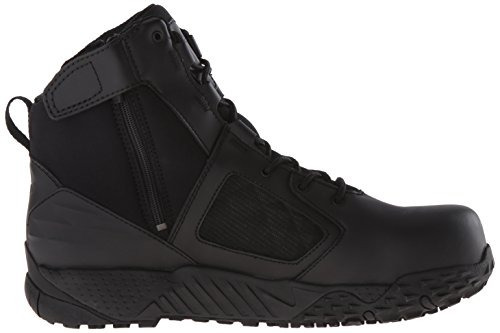 under armour hombre zip 2.0 protect,negro 44/colombia 12us
