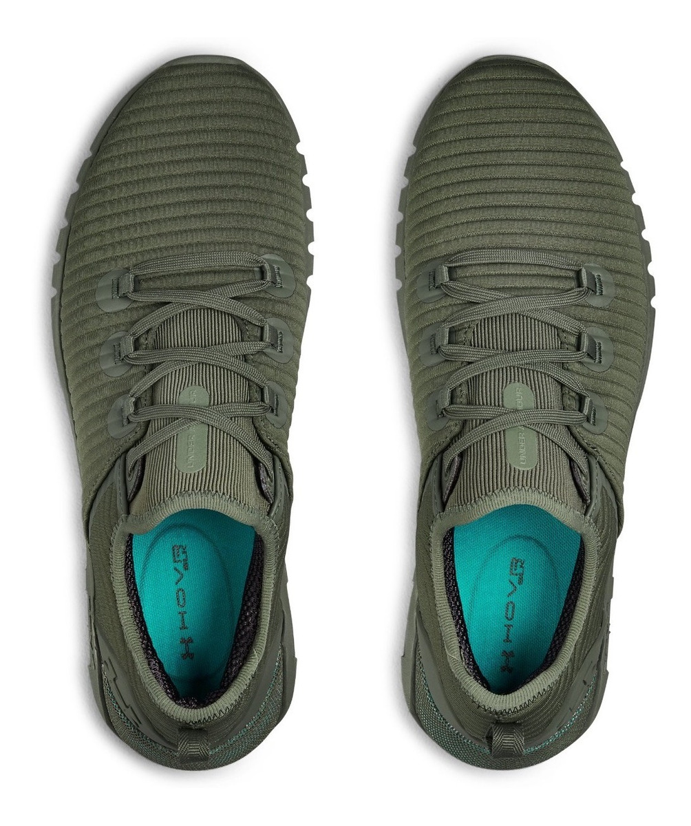 pretty nice 06150 c4521 Under Armour Hovr Slk Ln Verde Oscuro - Super Comodos 2019
