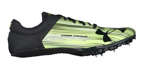 under armour kick sprint spikes atletismo velocidad  remate