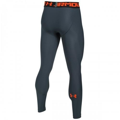 under armour leggins compression largo --gris  modelos 2018