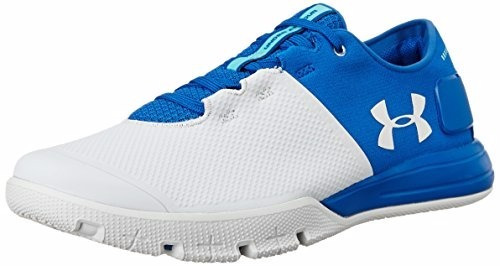 under armour men's charged ultimate 2.0  azul   11.5 us