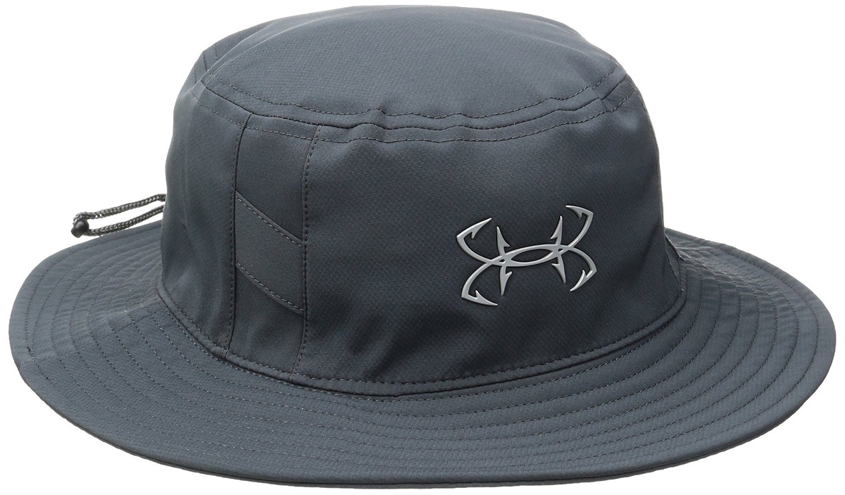 ccee520e284 under armour men s ua fish hook bucket hat. Cargando zoom.
