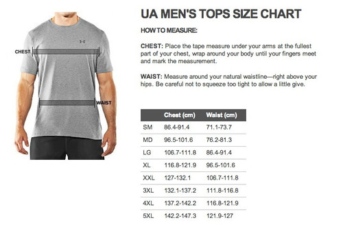 under armour remera