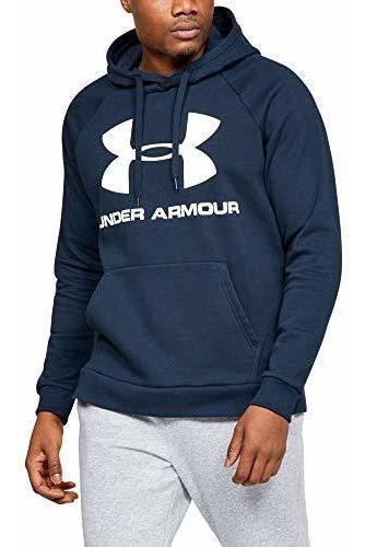 Sudadera con capucha para hombre Under Armour Rival