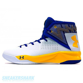 save off 4d558 a2aea Under Armour Rocket 2 Warriors Classics Envio Inmediato